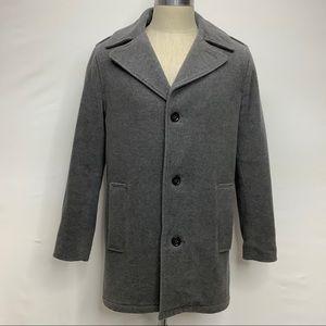 Banana Republic Small Topcoat Wool Cashmere Jacket